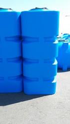 Емкость узкая вертикальная для воды BK-1000